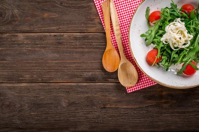 Van De Zaak: Gezonde Lunch