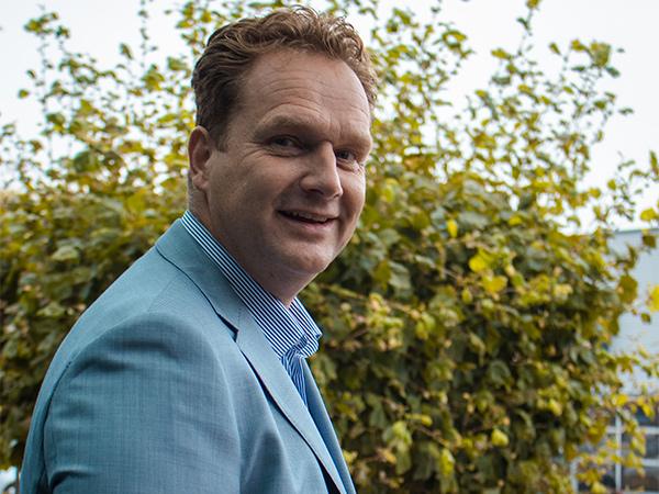 Interview Patrick Van Der Ploeg, CEO TecqGroup